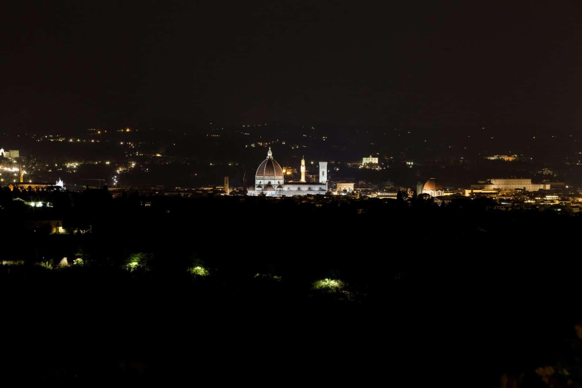 Panorama Firenze Villa le fontanelle Kaleydo Entertainment